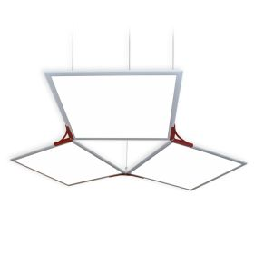 Alcon 14065 Sky Panel Multi-Panel LED Pendant Light
