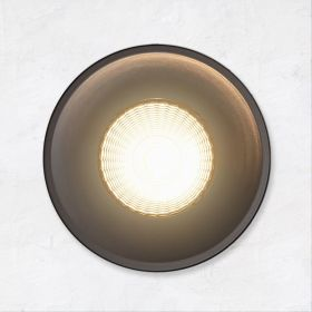 Alcon 14074-RF Illusione 4-Inch LED Round Fixed Recessed Light