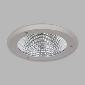 Alcon 14078-6 6-Inch Outdoor LED  Vandal-Resistant Recessed Light
