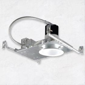 Alcon 14086-4 Lumino 4-Inch LED New Construction Recessed Light