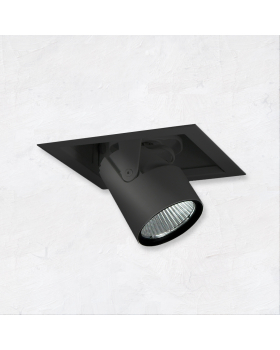 Alcon 14113-1 Oculare Architectural LED Adjustable 1-Head Pull-Down Fixture