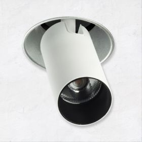Alcon 14121-PL 2.5 Inch LED Recessed Pulldown Light