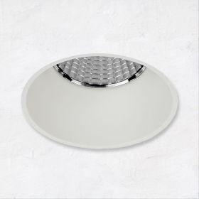 Alcon 14131-R-DIR 2-inch Shallow Miniature Round LED Trimless Light