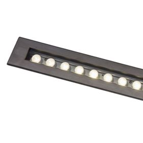 Alcon 14140 LED In-Ground Wall Wash Linear Flood Light