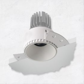 Alcon 14143-R 3-Inch Recessed LED Round Light