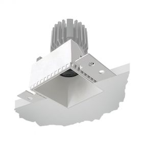 Alcon 14143-S Recessed Trimless Square 3-Inch LED Downlight