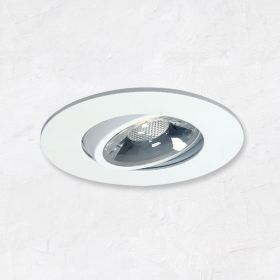 Alcon 14144-R-ADJ 2-Inch LED Recessed Adjustable Miniature Light