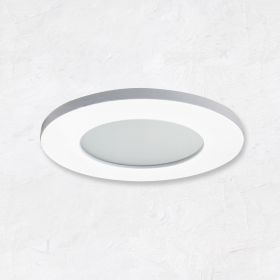 Alcon 14144-R-DIR 2-Inch Recessed LED Miniature Round Light