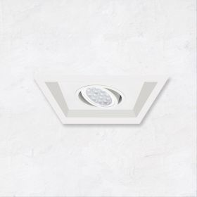 Alcon 14300-1 Oculare 1-Head Multiple Flanged Adjustable LED Recessed Light