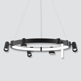 Alcon 15115 Round In Pendant LED Modular System