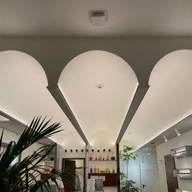 Alcon 15255 Slim Low-Profile Linear LED Cove Light