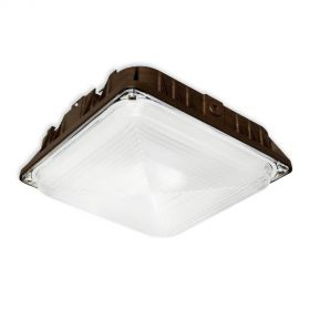 Alcon 16001 CPY LED Low Profile High-Efficiency Canopy Light