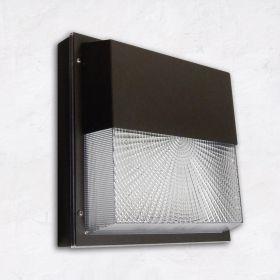 Alcon 16009 12-Inch Square LED Semi-cutoff Wall Pack