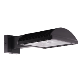 RAB WPLED4T150 150 Watt LED Outdoor Wall Pack Fixture Type 4 Distribution