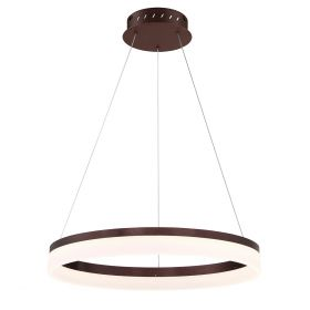 Alcon Lighting 12243 Bandini Medium 23.25 Inches Architectural LED Suspended Pendant Chandelier