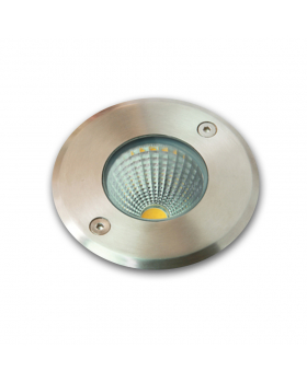 Alcon 9033 Aluminum Outdoor LED 10W Remote Controlled RGBW + 3000K Color Changing Well Light