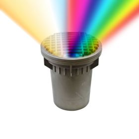 Alcon 9103 RGBW Color-Tuning LED In-Ground Well Light 120V