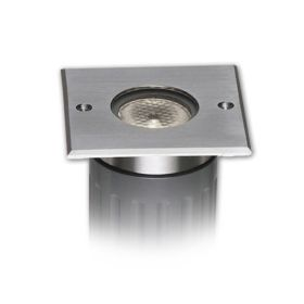 Alcon Lighting 9115-S Architectural Landscape LED Low Voltage Stainless Steel In Ground Well Light