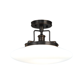 Hudson Valley Beacon 4205-OB Semi Flush LED Ceiling Mount Light Fixture