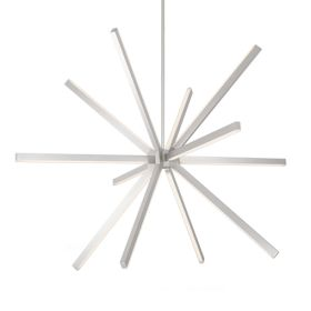 Alcon 12257 Nova Suspended Contemporary LED Pendant Light