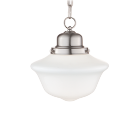 Hudson Valley Edison 1609-SN Architectural LED Pendant Mount Light Fixture