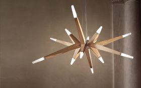 Flashwood FLASHWOODS12140 LED Pendant Light with Arms from MASIERO