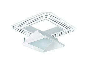 Alcon 14006-3 Illusione Trimless 3 Inch LED Recessed Wall Wash Fixture