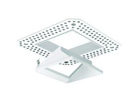Alcon 14006-4 Illusione Trimless 3 Inch Architectural LED Open Reflector Recessed Fixture
