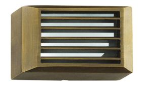 Alcon Lighting 9405-S Mollie Architectural LED Low Voltage Step Light Surface Mount Fixture