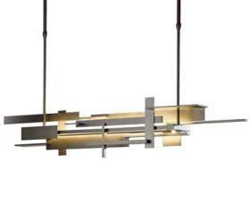 Hubbardton Forge Planar 139720 LED 3000K Adjustable Pendant Lighting Fixture