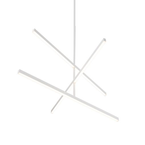 Alcon Lighting 12256 Tre Architectural LED Adjustable Contemporary Suspended Pendant Mount Luminaire