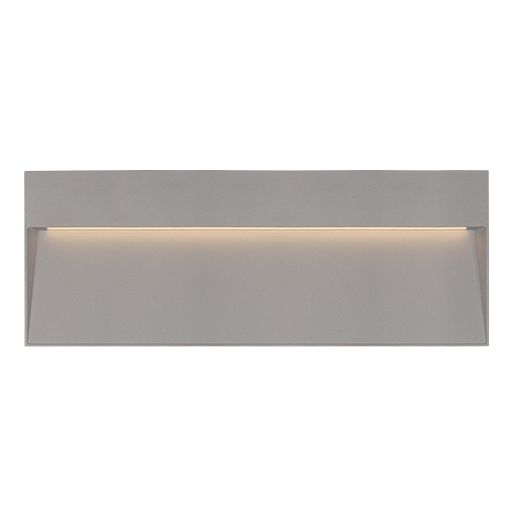 Image 1 of Alcon Lighting 11244 Lume I Architectural LED Contemporary Rectangular Outdoor Wall Sconce