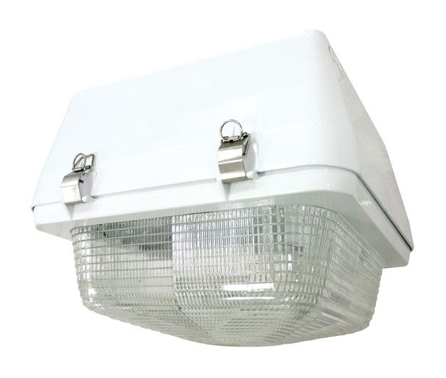 Image 1 of Alcon Lighting D538-LED 18 x 18 Canopy Parking Garage Light