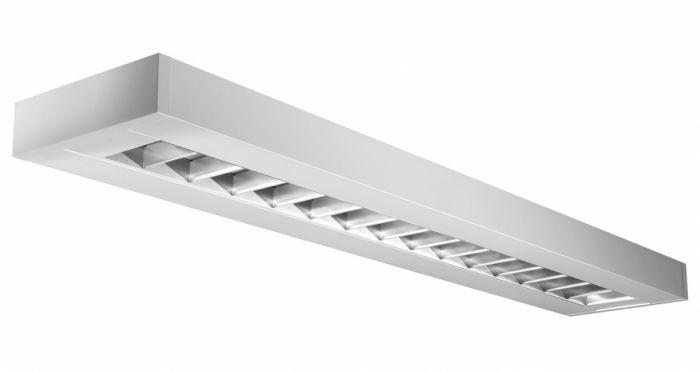 Philips Ledalite 7216 Thrive Semi-Specular Suspended Fluorescent ...