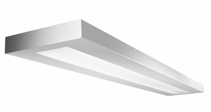 Philips ledalite 7406 sync suspended fluorescent linear pendant philips ledalite 7406 sync suspended fluorescent linear pendant light fixture direct indirect aloadofball Images