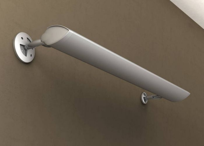 Cooper Ametrix Arrowlinear LED Extra Small Continuous Row Wall Mount