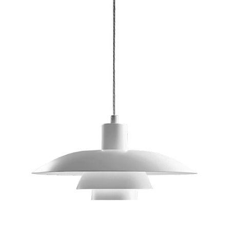 Louis Poulsen Lighting  PH 4/3 Pendant Light Fixture PH4/3-P