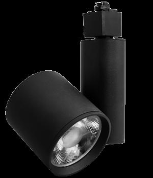 Alcon Lighting 13303 Ello Architectural LED Adjustable Track Light Fixture