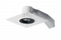 Image 1 of RAB RDLED2R8-20YY-TLB - 2 Inch Trimless Round Remodel LED Recessed Light - Black Trimless Look - 2700K