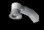 Image 2 of RAB RDLED2R8-20YY-TB - 2 Inch Round Remodel LED Recessed Light - Black Trim - 2700K