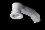 Image 1 of RAB RDLED2R8-20YY-TB - 2 Inch Round Remodel LED Recessed Light - Black Trim - 2700K