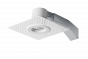 Image 1 of RAB 2 Inch Trimless Look Round Remodel LED Recessed Light RDLED2R8-TL