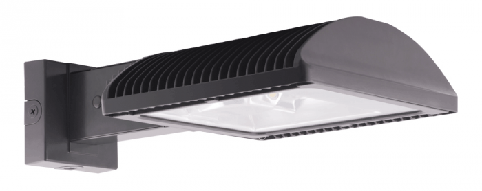 Image 1 of RAB WPLED4T78 LED 78 Watt LED Outdoor Wall Pack Fixture Type 4 Distribution