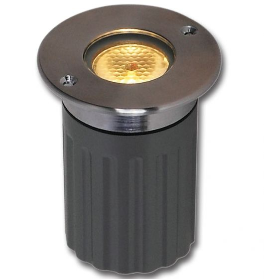 CORE Lighting ROC Architectural Grade LED IG-100 Series In-Grade 24V DC Light - Round