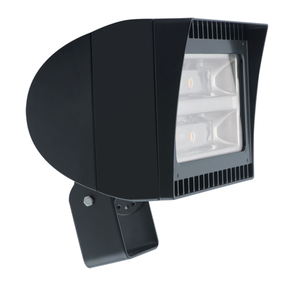RAB FXLED78T LED LFLOOD78 78 Watt LED Outdoor Flood Light with Trunion Mount