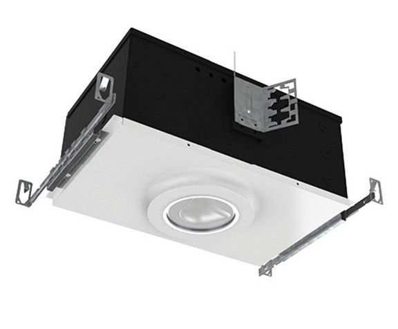 Image 1 of Intense Lighting IL-WRTL LED Wall Wash Round Trimless