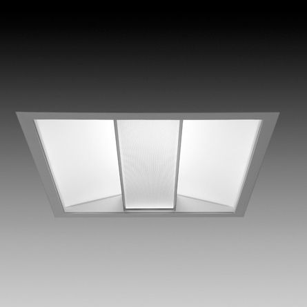 Focal Point Lighting FEQ11B Equation 1x1 Architectural Recessed Fluorescent Fixture