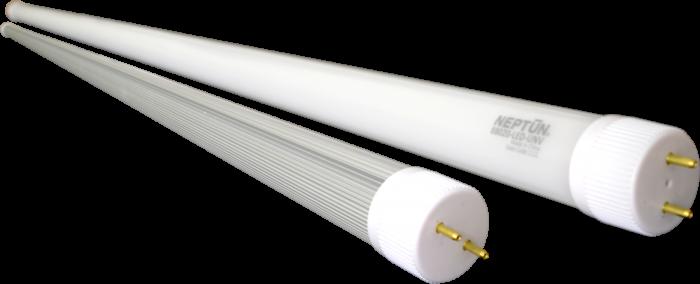 Neptun LED-88052-UNV 8 Feet 52 Watt T8 LED Tube Light - Fluorescent Replacement