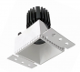 Image 3 of Alcon 14143-S Recessed Trimless Square 3-Inch LED Downlight