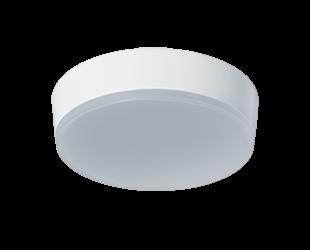 Image 1 of RAB LED 5 Inch SKEET SK9R Round 9 Watt Low Profile LED Flush Mount Retrofit Light Fixture